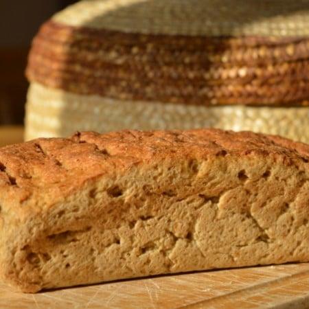 Gluten Free Oven Baked Bread | mygutfeeling.eu