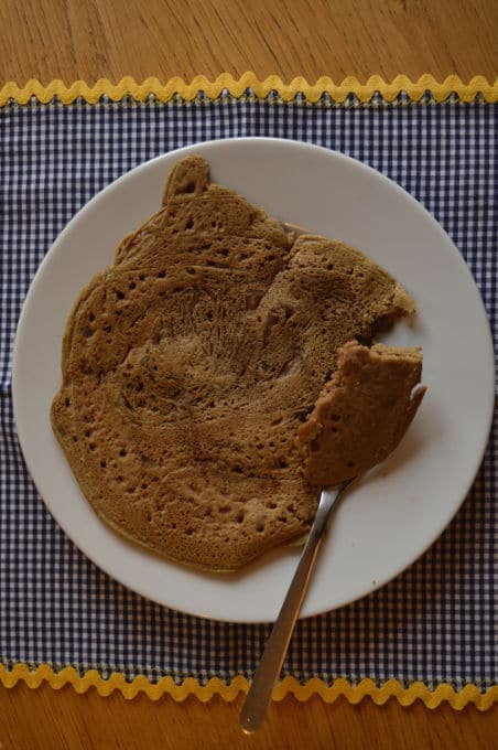 Ploye: Traditional Buckwheat Pancake | mygutfeeling.eu #glutenfree #vegan