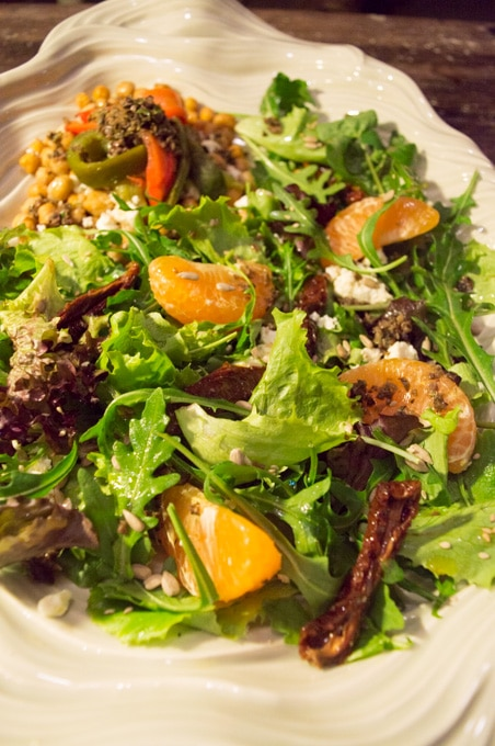 Crowd-Pleasing Mediterranean Salad - My Gut Feeling
