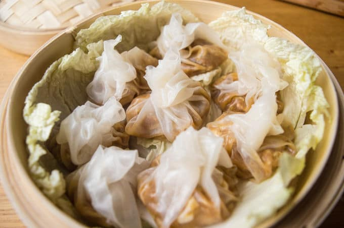 Chinese steamed shrimp dumplings my gut feeling chinese steamed shrimp dumplings mygutfeeling glutenfree forumfinder Image collections