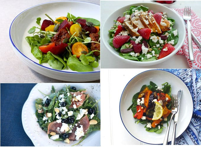 Low FODMAP Salads