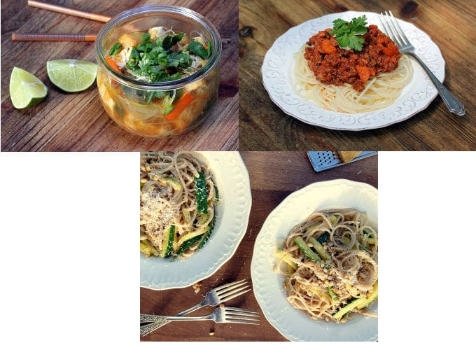 Low FODMAP Pasta & Noodles