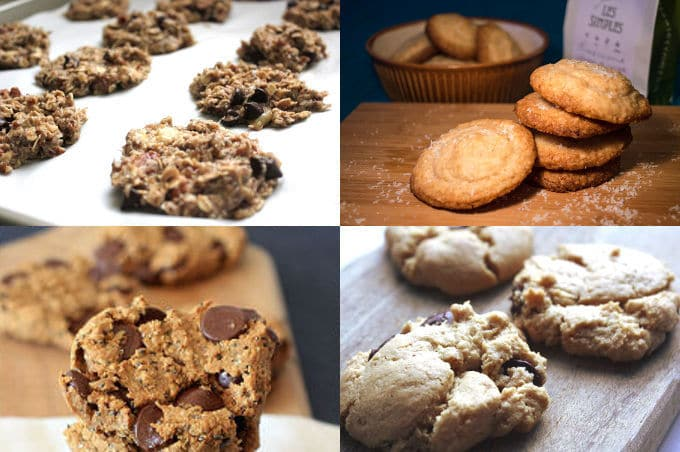 Low FODMAP Cookie Desserts