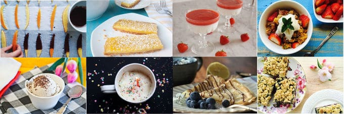 Low FODMAP Special Desserts